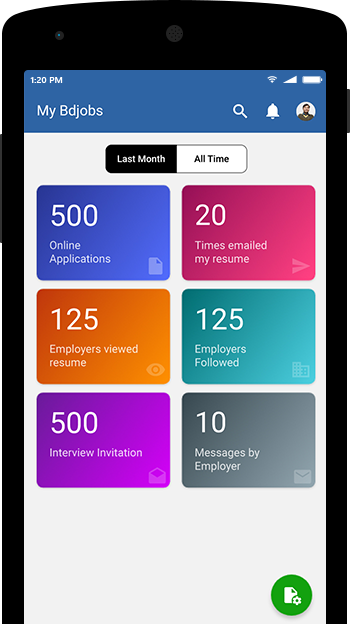 Bdjobs com Android App