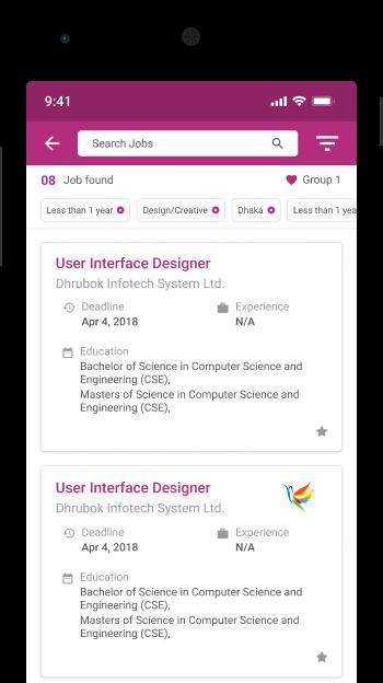 Bdjobs com Android App